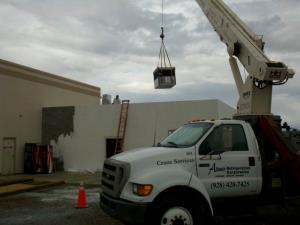 City of Safford Public Work Install